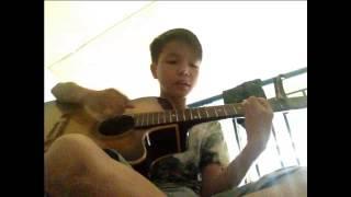 Em Là Hạnh Phúc Trong Anh - Nguyễn Hữu Quyền  (Guitar Cover)
