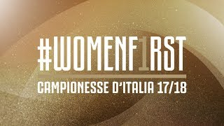 #WOMENF1RST: The Top 10 defining moments of Juventus Women's season