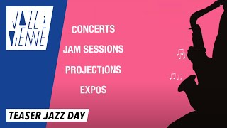 Teaser Jazz Day Lyon 2019