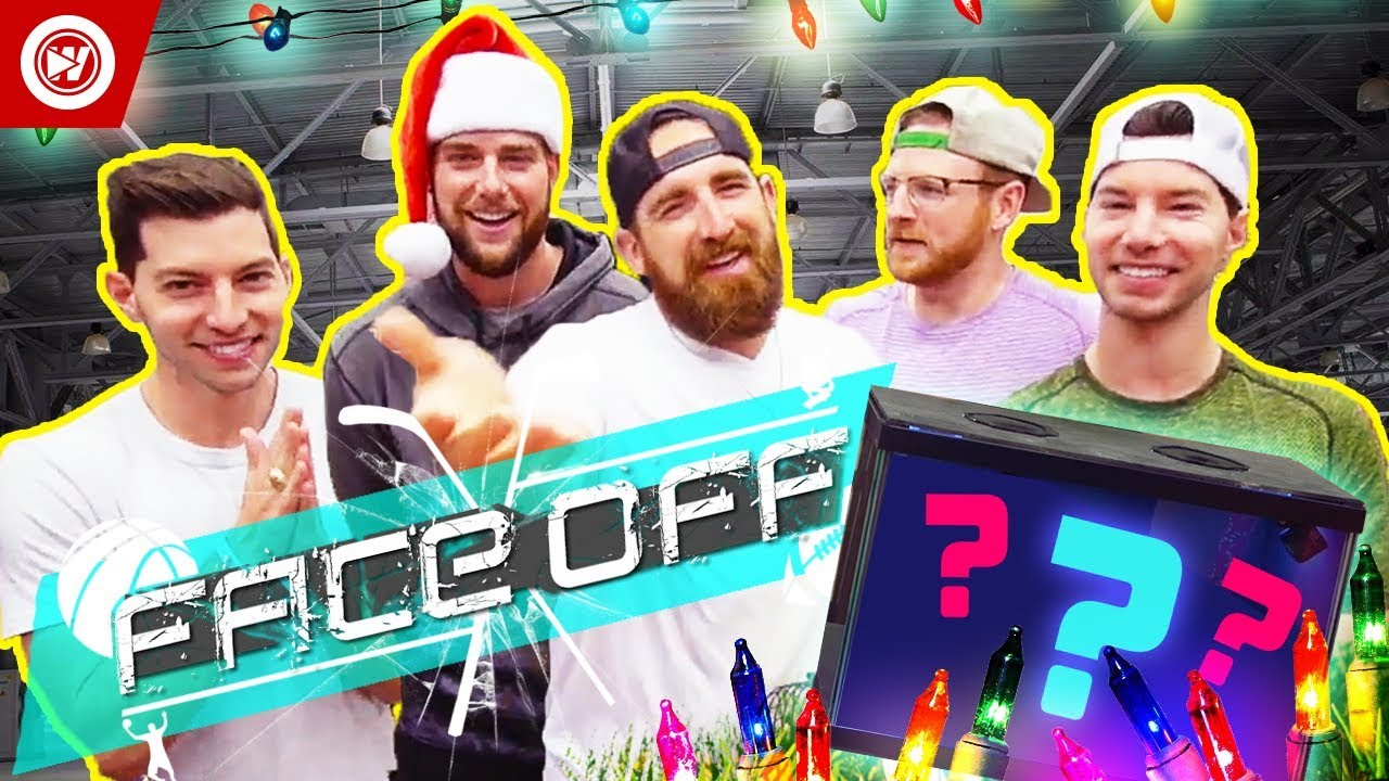 Dude Perfect Face Off | What's In The Box by Whistle