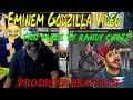 - Eminem   Godzilla ft  Juice WRLD   Fan Made by Randy Chriz - Producer Reaction