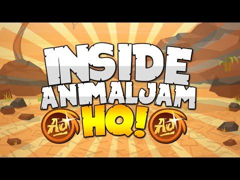 INSIDE ANIMAL JAM HQ!