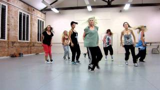 'Motivation' Kelly Rowland choreography by Jasmine Meakin (Mega Jam)