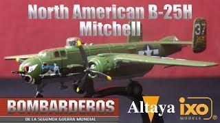 "Video North American B-25H ""Mitchell"" 1/144 Bombarderos de la Segunda Guerra Mundial - Ed. Altaya download MP3, 3GP, MP4, WEBM, AVI, FLV Agustus 2018"