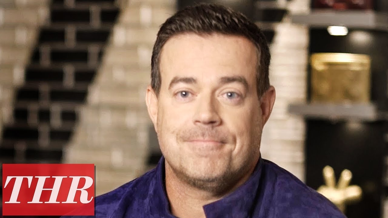Carson Daly 'The Voice'   Meet Your Emmy Nominee 2018