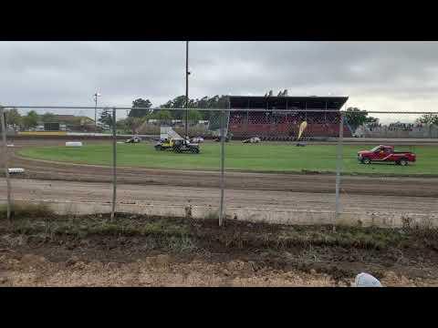 Watsonville Speedway Jarrod Mounce heat race