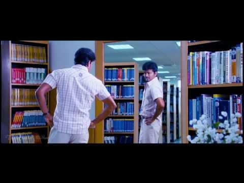 Vijay and keerthi suresh love song