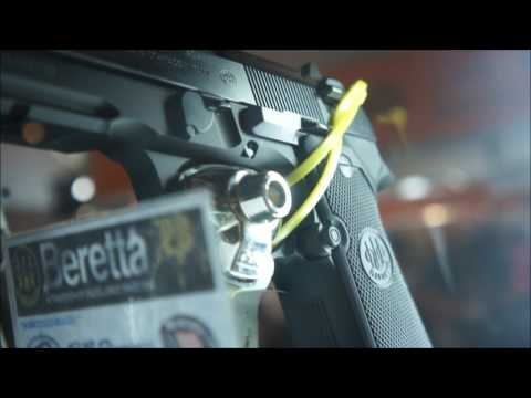 Pistols in the Philippines (Defense and Sports Arms Show 2016)