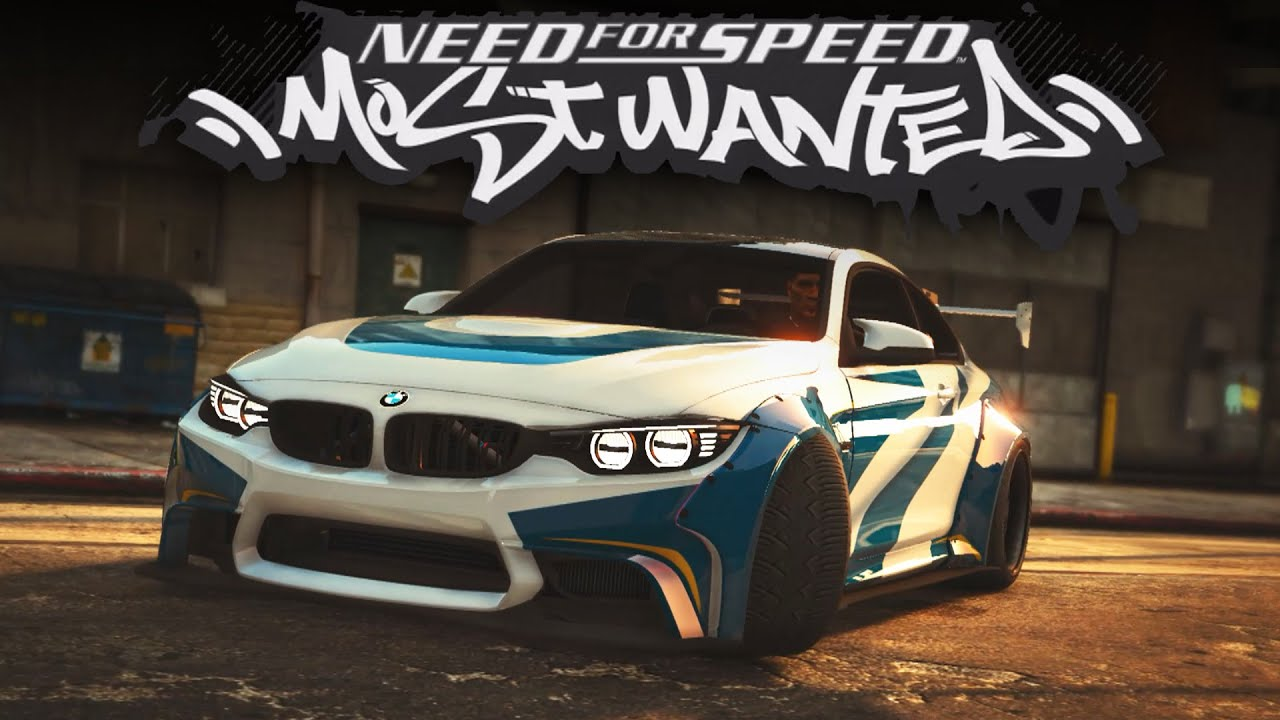 Gta San Andreas Wallpaper Hd Quot Bmw M4 Nfs Most Wanted Quot Mod Showcase Gta 5 Youtube