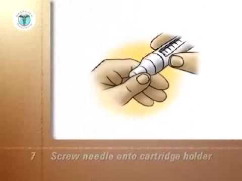 PostCare™ Diabetes Center: Insulin Pens