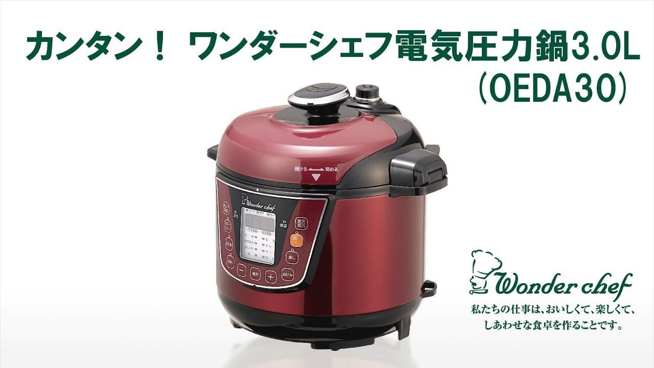 ハンバーグ 圧力 鍋 煮込み