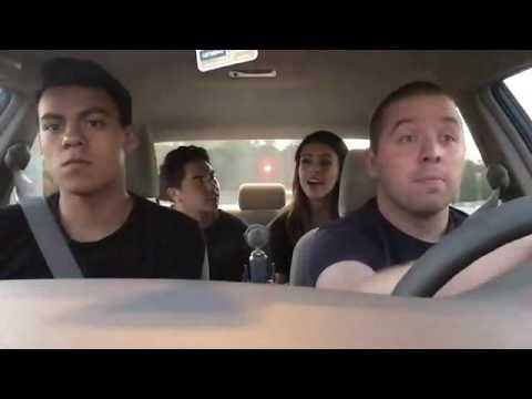 Broadway Carpool Karaoke #32- A Million Miles Away (Aladdin)