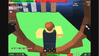Roblox:A regular day of Angry Birds.