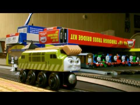 Thomas Character Profiles: Diesel 10