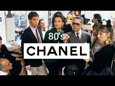 80s Chanel By Karl Lagerfeld | HD