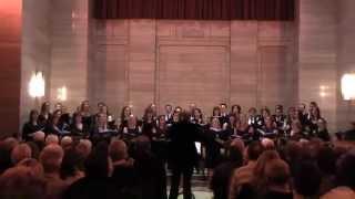 Côr CF1 - Ave Maria, Richard Vaughan
