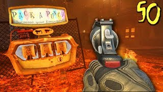 BLACK OPS 2 ZOMBIES TOWN ROUND 50 CHALLENGE COMPLETED!