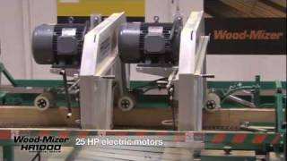 Wood-Mizer Industrial - HR1000 Horizontal Resaw