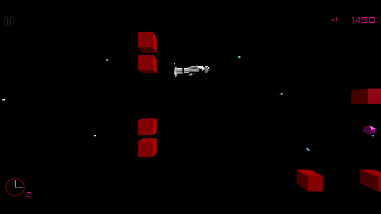 Space Cubes [Android Game]