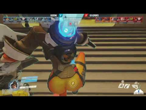 Overwatch Thailand Tournament: For Nation | Day 2 | Feedtime -vs- 1st-eSports