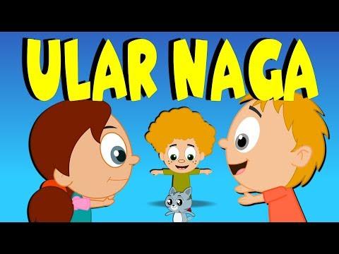 Lagu Anak   Ular Naga Panjangnya   Lagu Anak TV