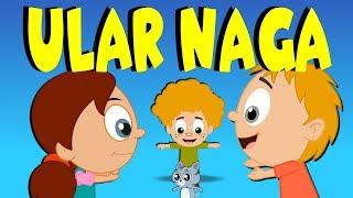 Lagu Anak | Ular Naga Panjangnya | Lagu Anak TV