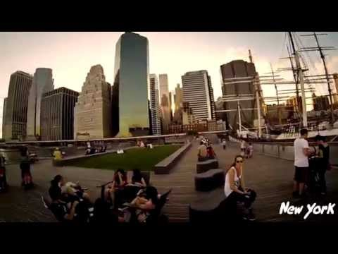 Amazing 35 days USA Road Trip - GoPro HD Hero 3 [1080p]