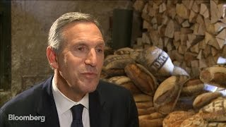 CEO Says Starbucks Obligated to Add Value to Humanity