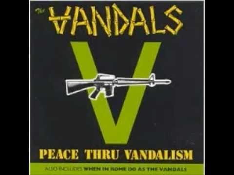 Download Vandals - I Want To Be A Cowboy