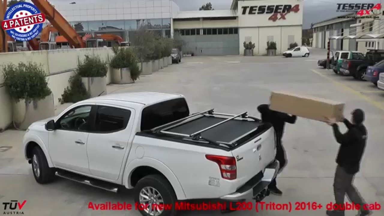 at www.accessories-4x4: mitsubishi l200 triton 2016 new