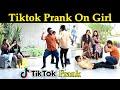 TikTok Funny Dance in Public prank ! tiktok prank ! prank in india ! 3jokers