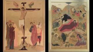 Crocifissione spiegazione dell icona e festa della Esaltazione della Santa Croce