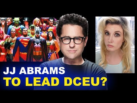 JJ Abrams to lead DCEU with Warner Bros Deal?