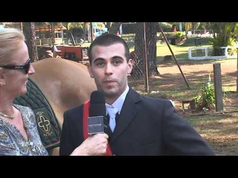 Rodrigo Zacharias sagra-se campeão paulista Amador B - Horse Show Brasil