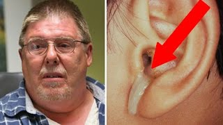 Brain juice leaking out of man's ear; Plane goes missing in Bermuda Triangle - 05/17/2017