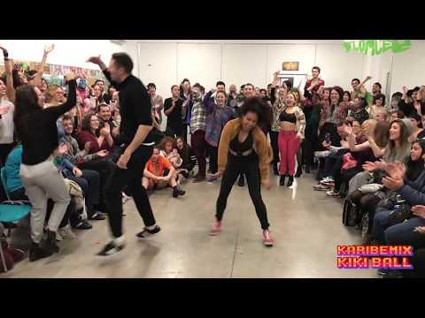 YO QUIERO BAILAR Final - Karibemix Kiki Ball