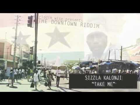 Sizzla Kalonji - Take Me [The Downtown Riddim - Riddim Wise]