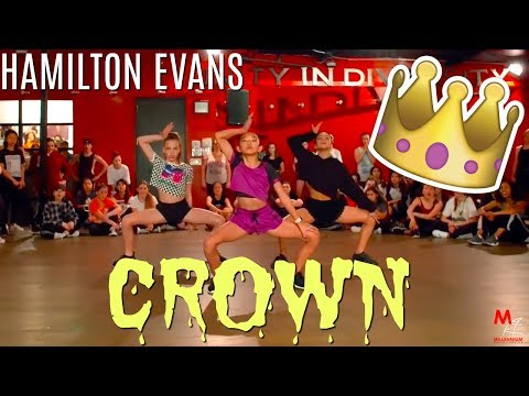 "Nicole Laeno | ""Crown"" - Camila Cabello & Grey 