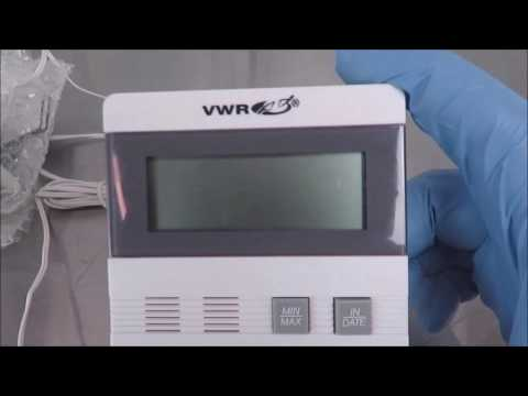 VWR Traceable Recording Thermometer