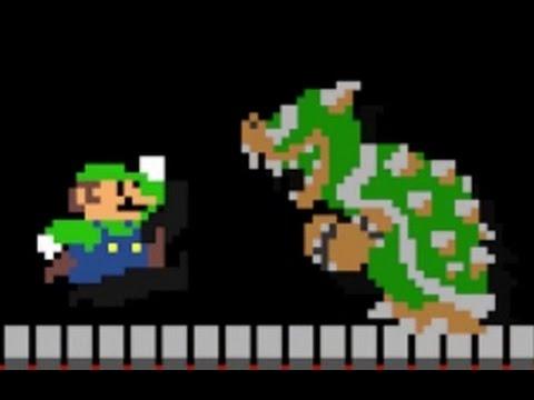 Super Mario Maker - 100 Mario Challenge #107 (Expert Difficulty)