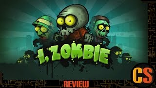 I ZOMBIE  - PS4 REVIEW (Video Game Video Review)
