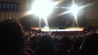 Haluk Levent Trabzon konseri komik anlar