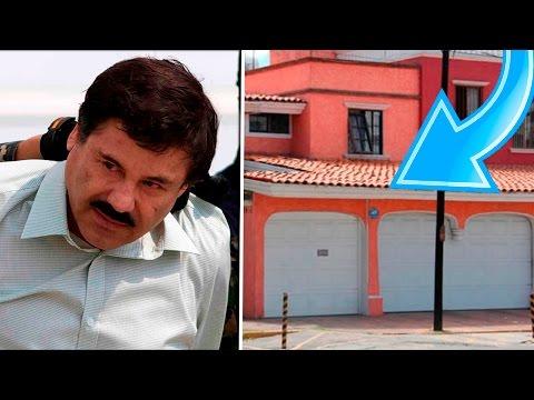 No creeras lo que encontraron en la casa del Chapo Guzman