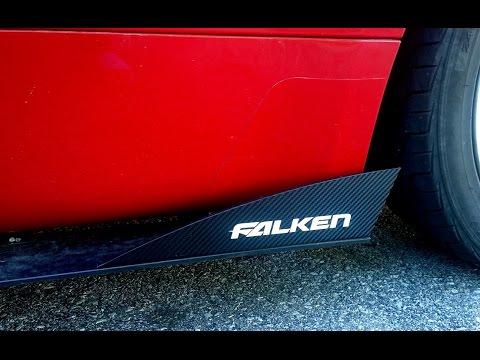 how to: Nissan 350z custom carbon fiber winglet