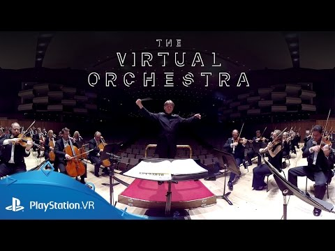 Philharmonia Orchestra | Reveal Trailer | PlayStation VR