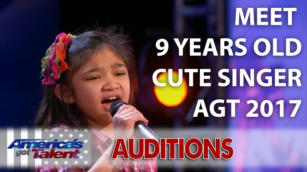 Americas got talent 2017 9 year old opera singer - Angelica Hale 9 Year Old Singer America S Got Talent 2017