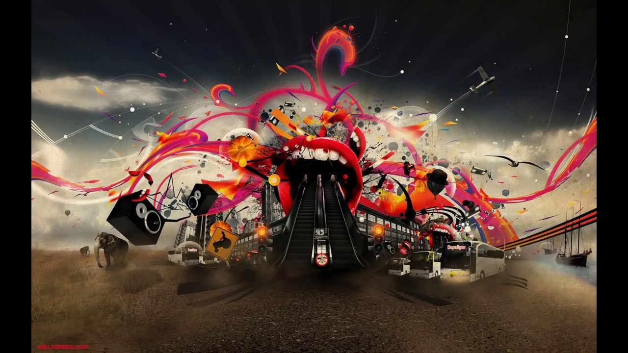 Electro & House 2012 ♪ 18 (club mix) - YouTube