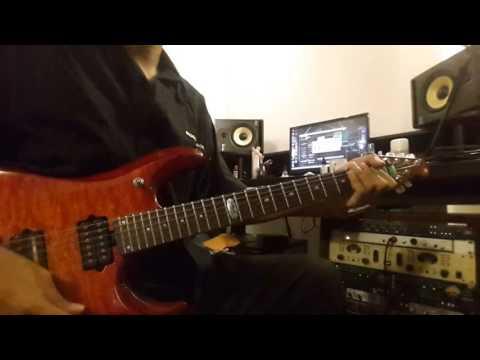 Lolot - ngugut jeriji (guitar lesson slow)