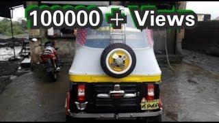 Top 10 Amazing modified Auto rickshaw in India