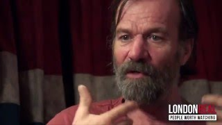 FOOD, FUCK, FREEZE, FIGHT & FLIGHT - THE LIZARD BRAIN - Wim Hof on The Lizard Brain